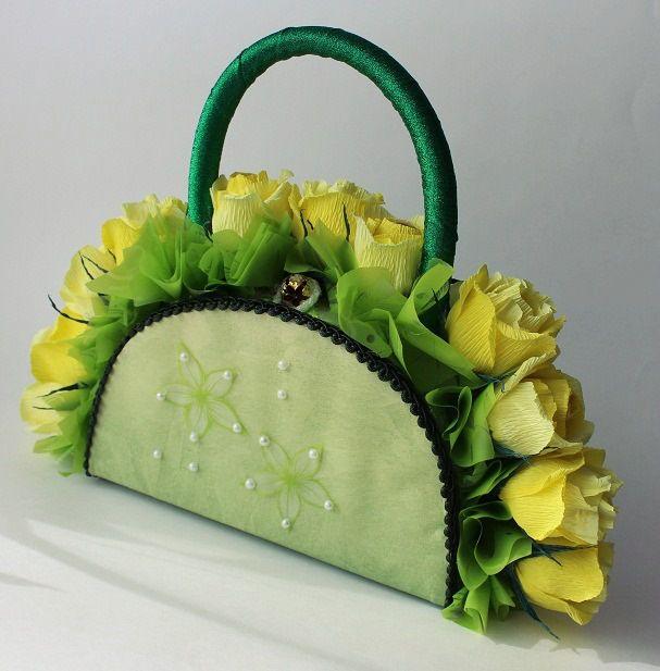 Свит дизайн из конфет мк