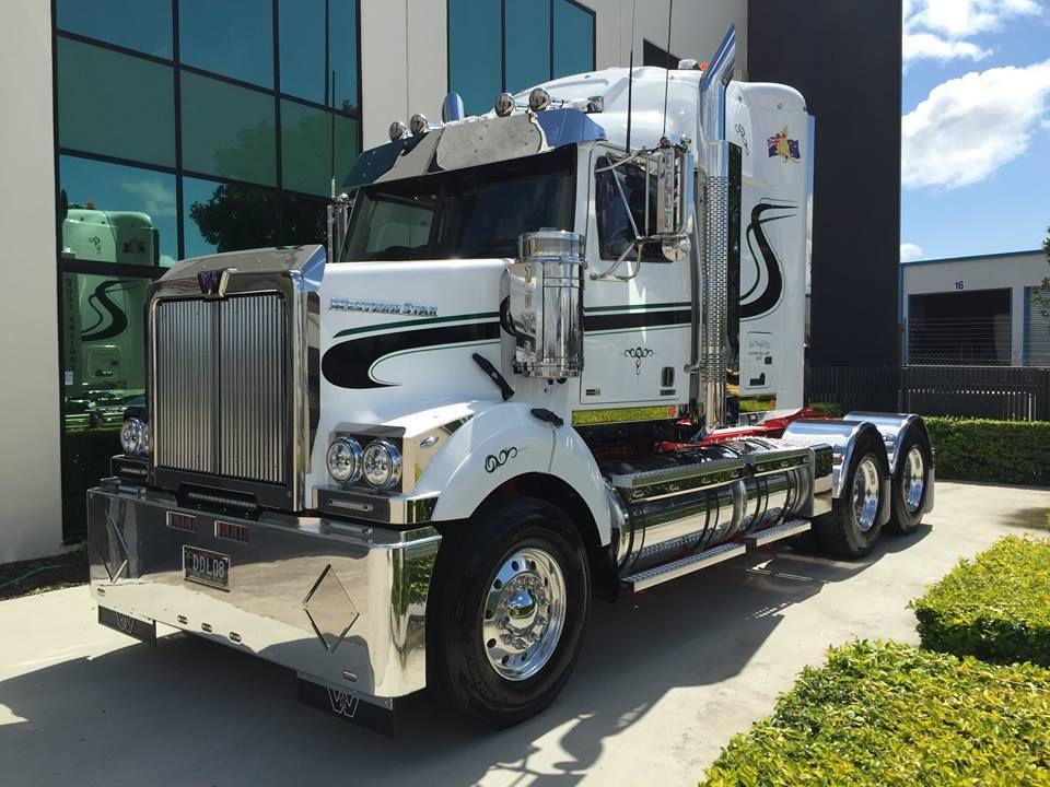Dale Lee Fuel Freight Western Star Trucks New Trucks