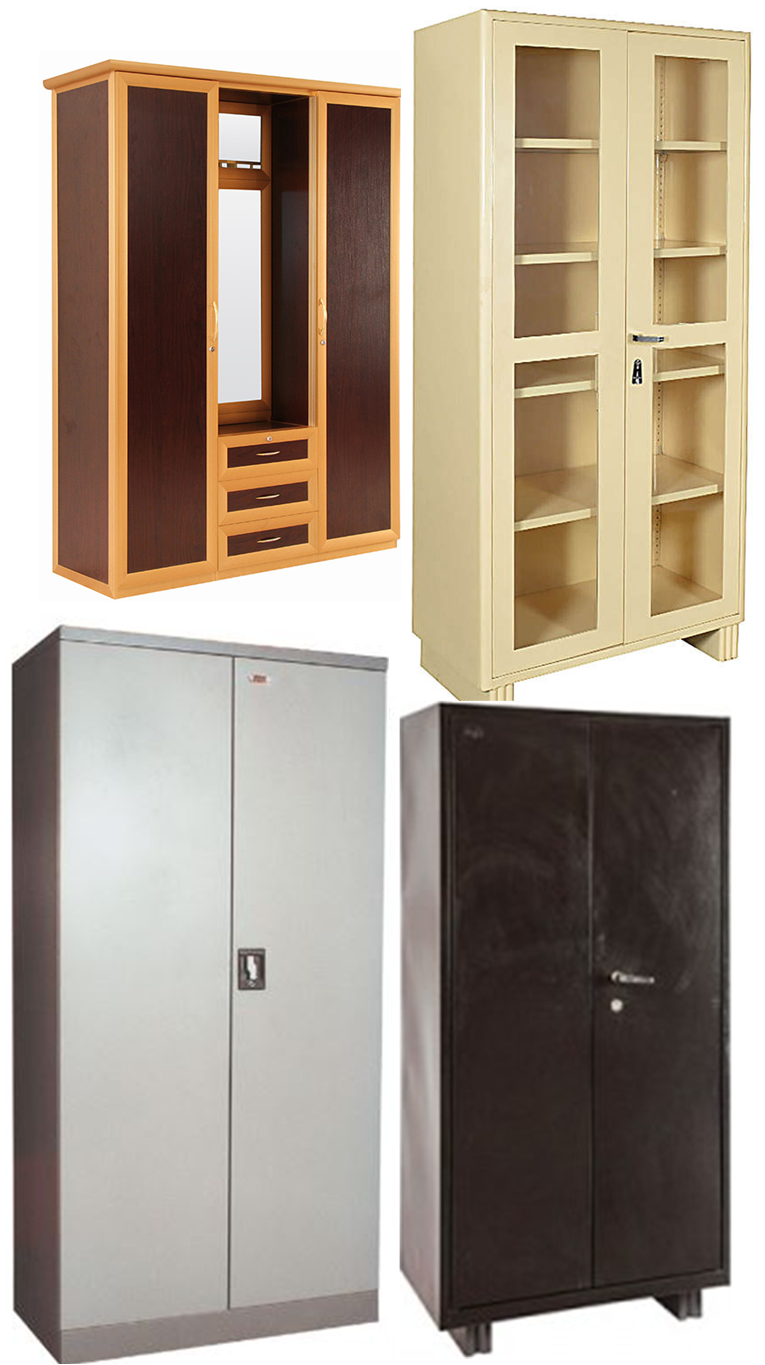 Office Almirah     Manufacturer And Vendor:Hatil, Brothers Furniture,