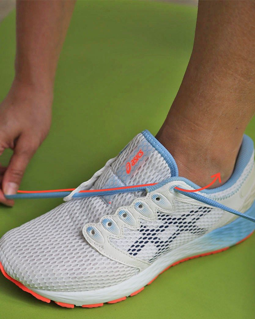 The 6 best ways to lace your running shoes | On