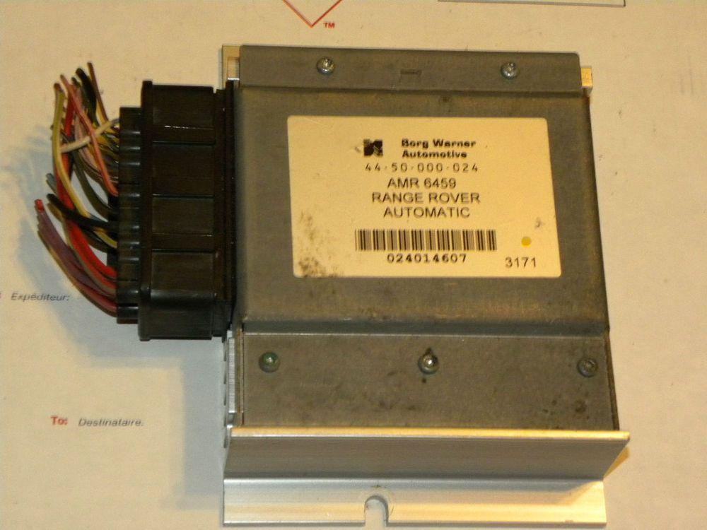 1997 2002 Range Rover Borg Warner Amr 6459 P38 Transfer Case Control Module Range Rover Transfer Case Amr