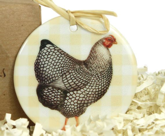 Christmas Chickens!