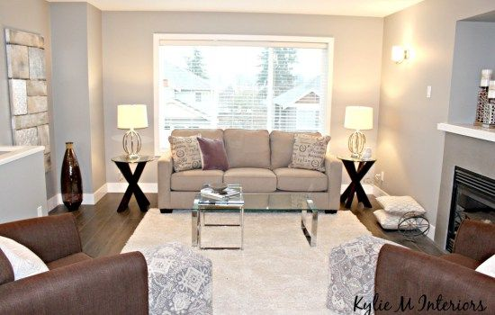 5 Home Staging Ideas Affordable And Easy Brown Living Room Decor Brown Living Room Grey And Brown Living Room