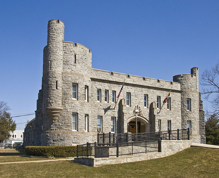 Castle Venues In Maryland Weddingvenues
