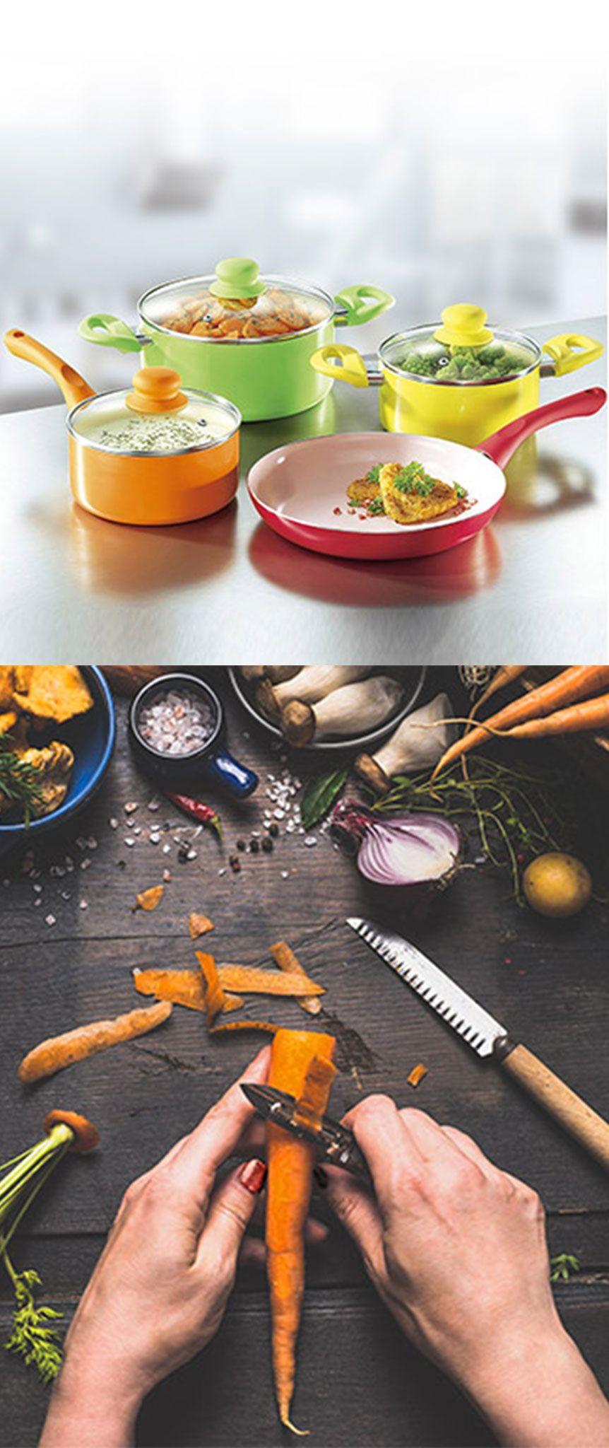 Kochen Macht Spass kochen macht spaß vor allem wenn töpfe und pfannen schön bunt und
