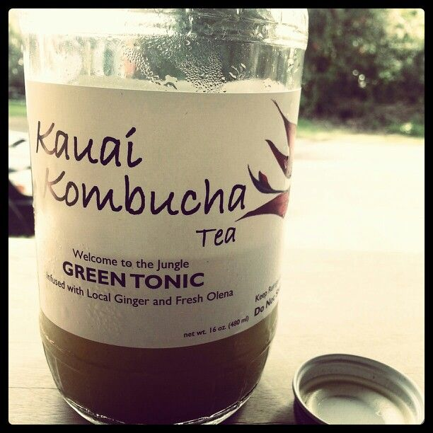 Kauai, Hawaii: The BEST kombucha comes from the most beautiful places