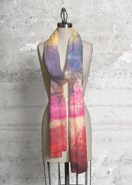Cashmere Silk Scarf - Abstract in Grays 2 by VIDA VIDA xo5WNYnARP