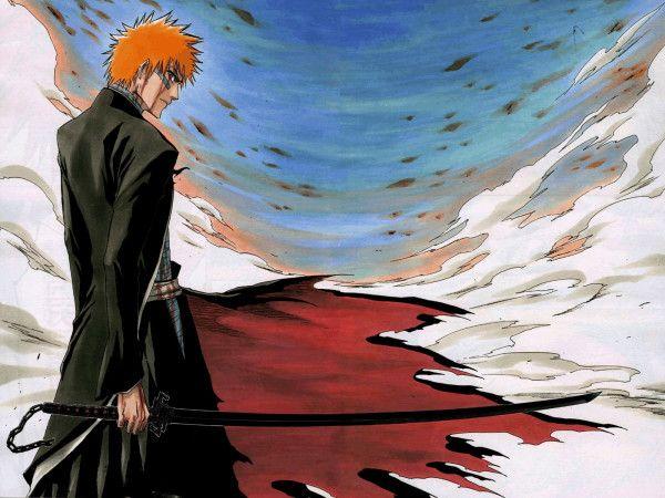 Bleach Wallpaper Ichigo Bankai Bleach Anime Bleach Art Ichigo Bankai