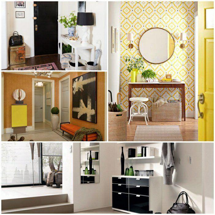 Hauseingang dekorieren ideen f r eine charmante for Wohnen ideen einrichtung