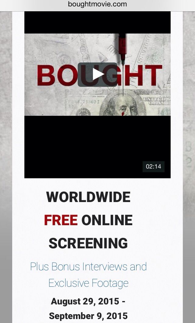 Free viewing till 9/7   http://www.boughtmovie.com/free-viewing/