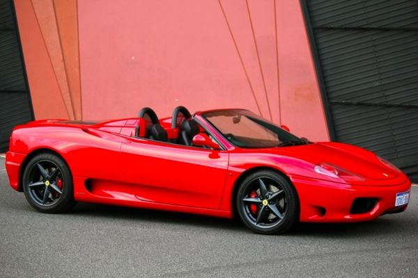 2002 Ferrari 360 Spider 125000 Ferrari 360 Ferrari Cars For Sale