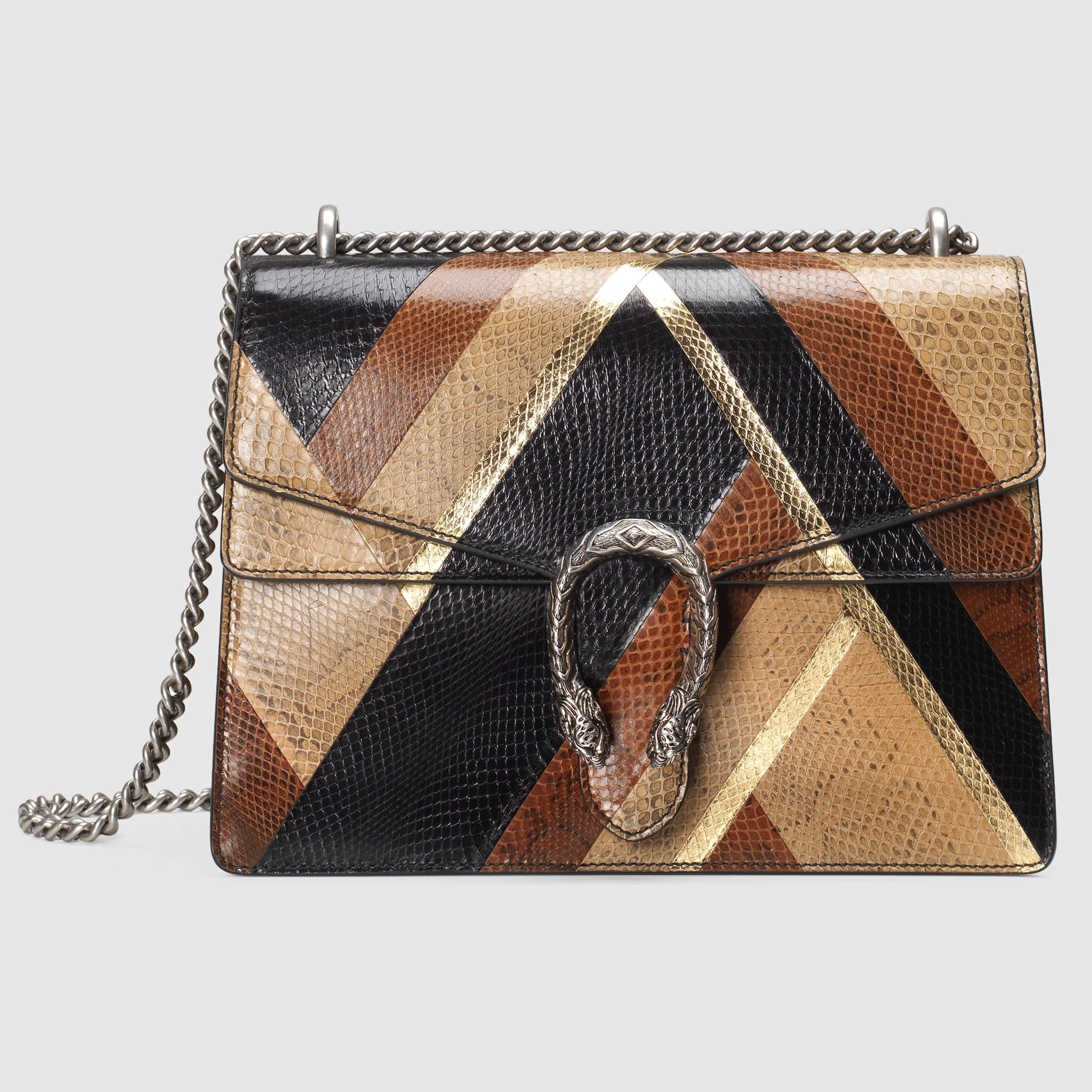Gucci Dionysus Chevron Ayers Bag zZOpe
