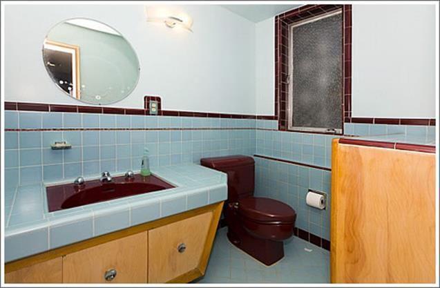 56 Mid Century Modern Bathroom Fixtures Design