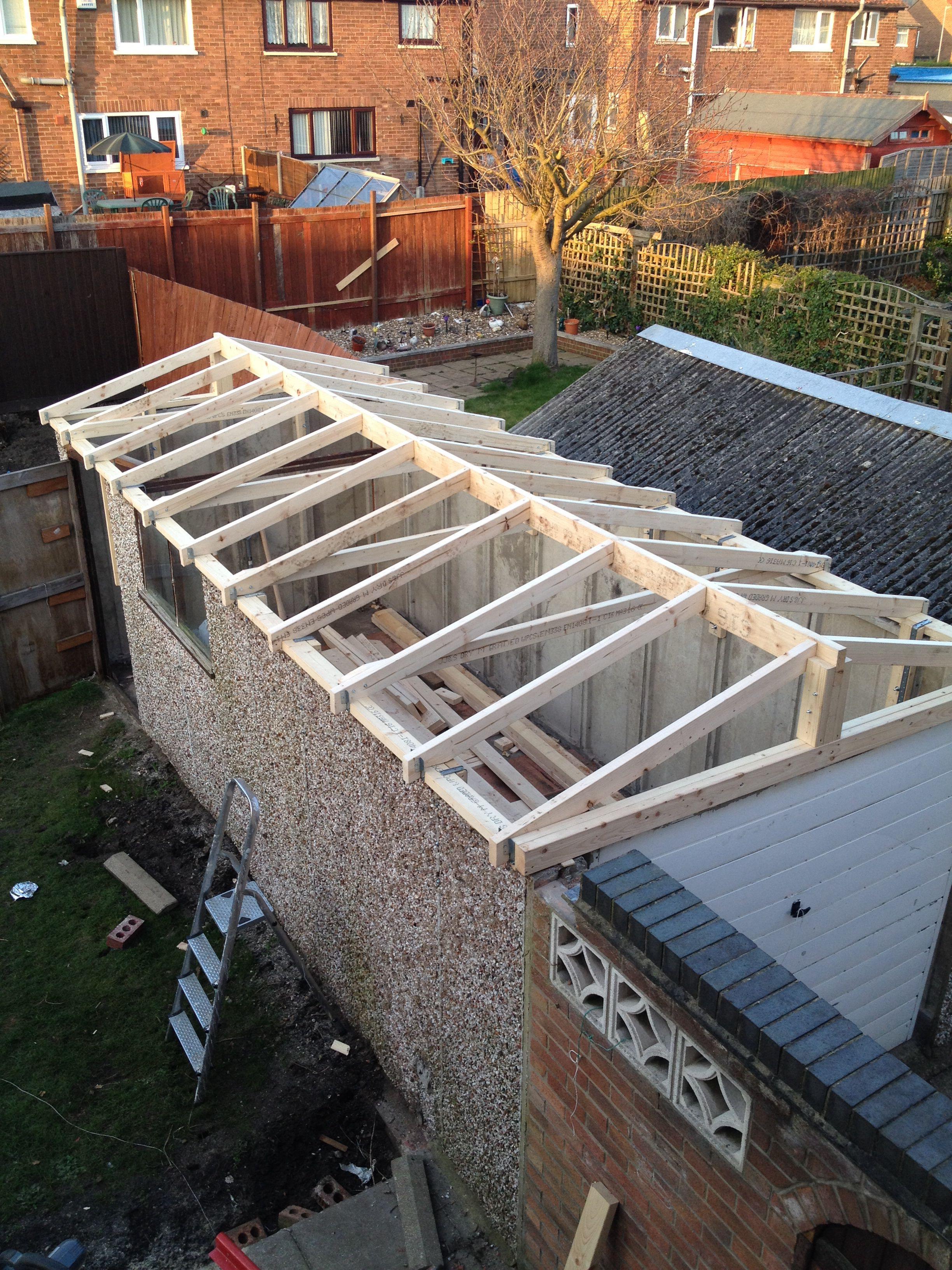 Trusses Done Landscape Design Drawings Roof Trusses Roof Plan