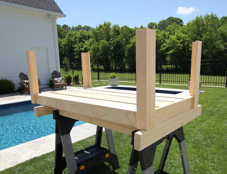 How To Build A Crib Mattress Porch Swing Plank And Pillow Diy Porch Swing Porch Swing Diy Porch Swing Bed