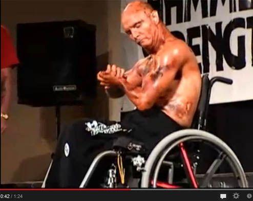 wheelchair exercisemake it burn  wheelchair exercises