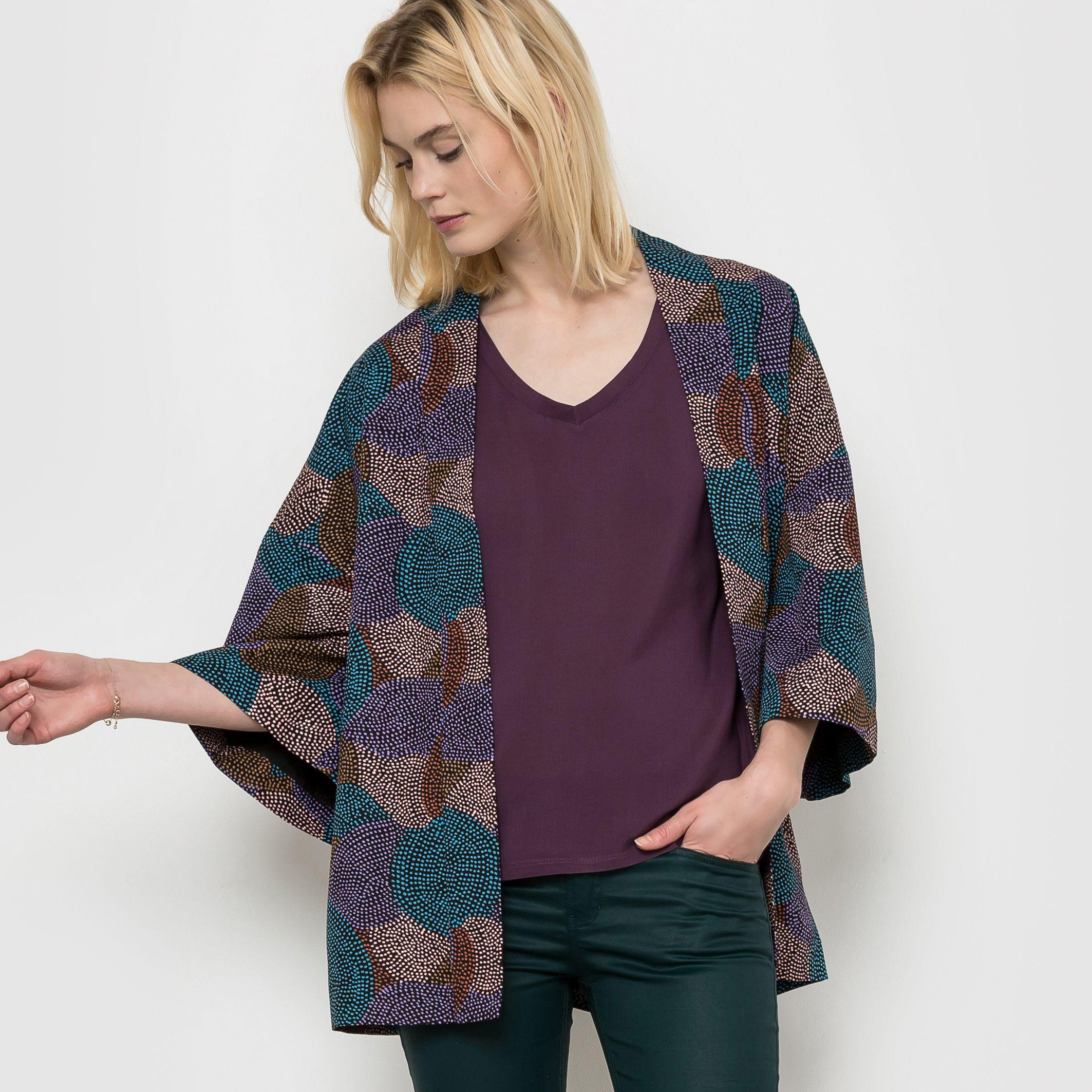 Veste de kimono femme