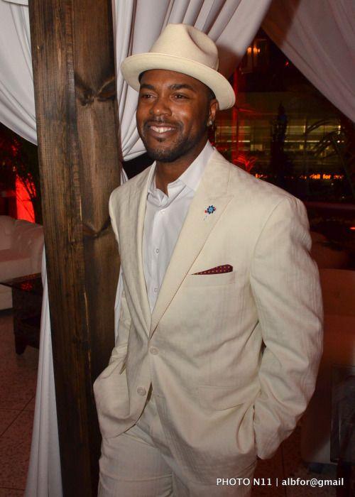 J-Roll in his Havana Whites! | Havana Nights in 2019 ...