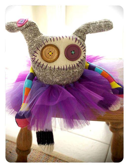 RAWR Creatures: MEET SOME CREATURES | Craft-StuffedAnimals