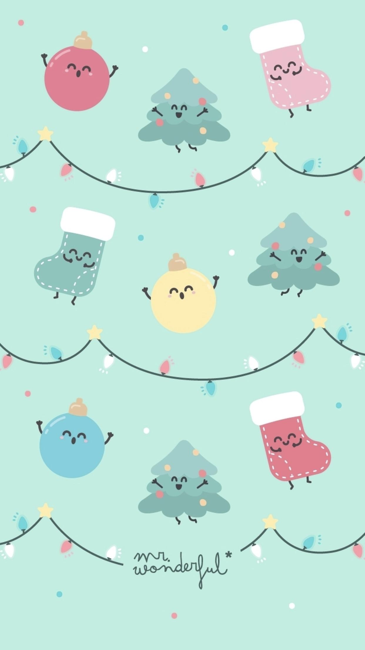 mrwonderful  mrwonderfulwallpaper  christmas  christmaswallpaper  screensaver  christmastree  wallpaper  stocking  baubles  merrychristmas