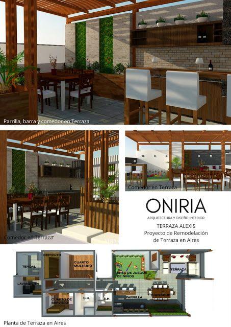 Oniria dise o interior oniria arquitectura - Diseno y arquitectura de interiores ...