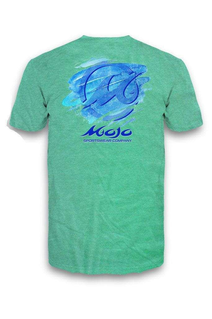 Watermark Logo Short Sleeve TShirt Fishing shirts