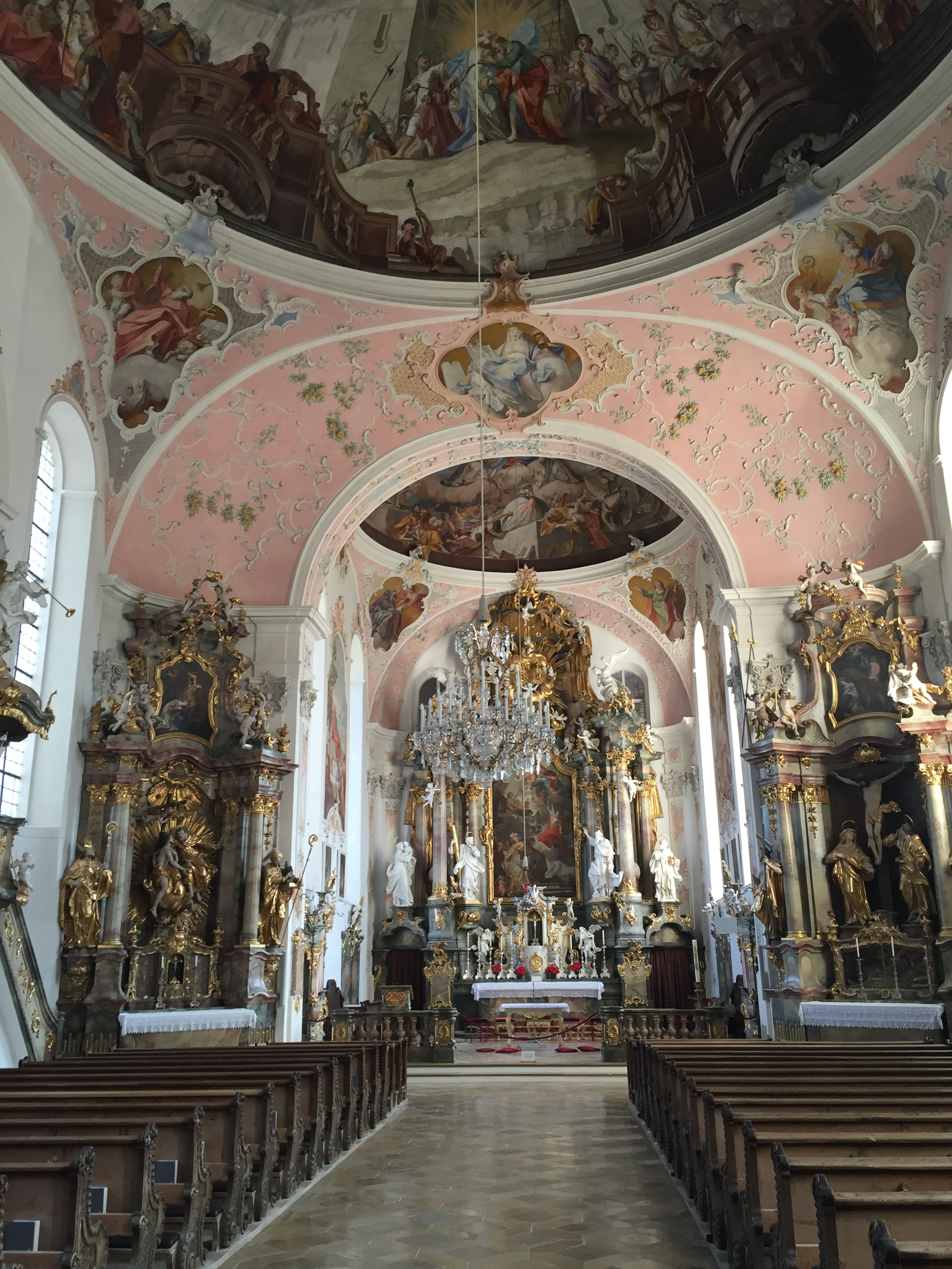 St. Peter and Paul Catholic Church Oberammergau