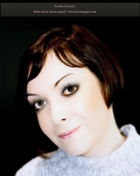 My Recent Work - Genia Jensen - Make-up, Photography & Creative Retouching - Harrie Appel | www.harrieappel.com | ha@happelweb.com