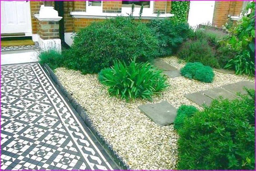 Low Maintenance Front Garden Ideas Front Yard Low ...