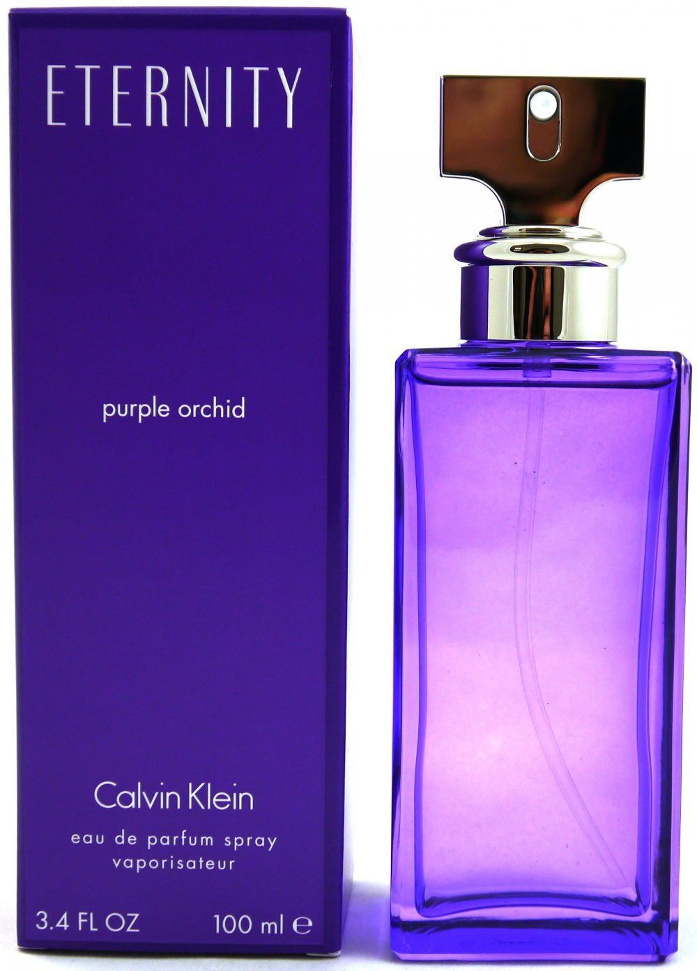 Eternity Purple Orchid By Calvin Klein For Women Smell Me