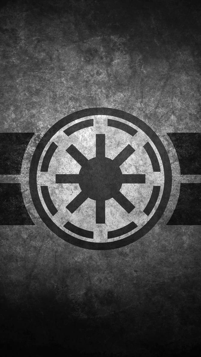 Galactic Republic Symbol Cellular Wallpaper By Swmand4 On Deviantart Star Wars Background Star Wars Wallpaper Star Wars Symbols
