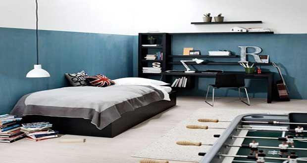 Chambre ado garçon : 11 déco de chambres dans le coup bedroom v