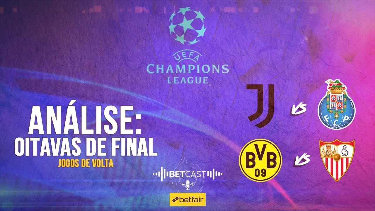 Analise Champions League Juventus X Porto E Dortmund X Sevilla Trader Esportivo Em 2021 Dortmund Trader Esportivo Juventus