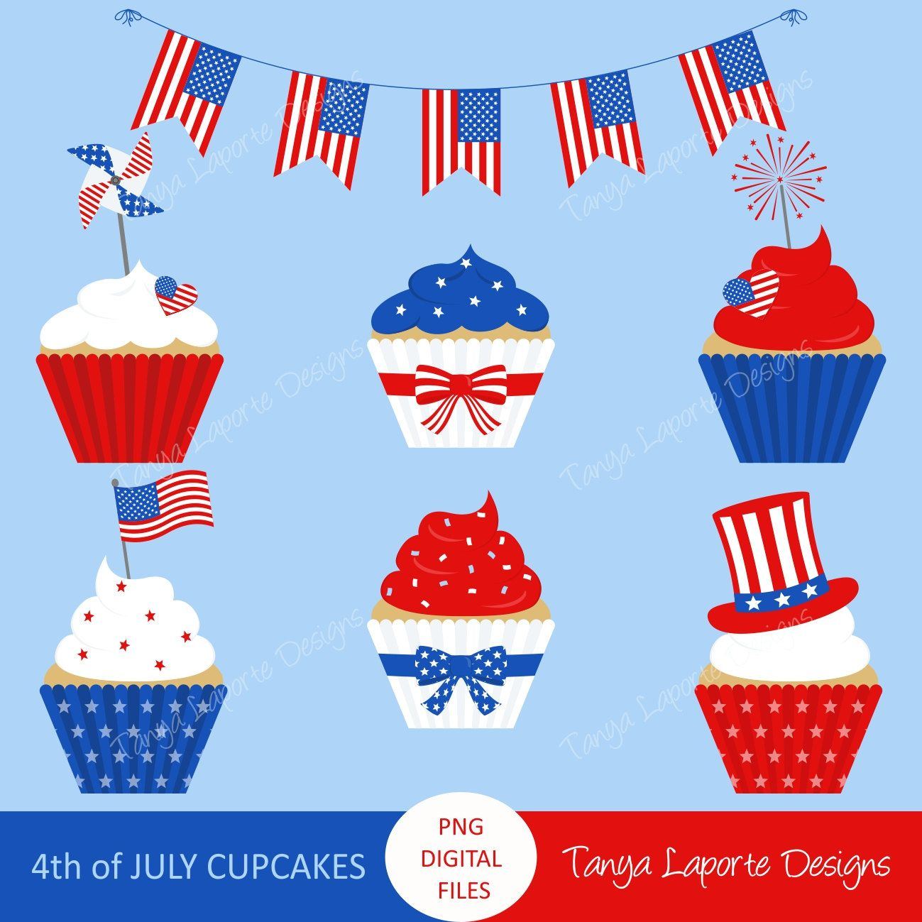 This Item Is Unavailable Etsy 4th Of July Patriotic Cupcakes Independence Day