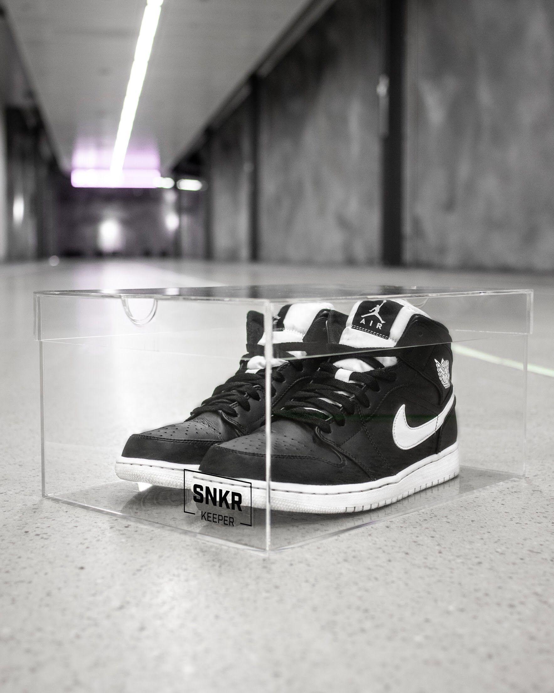 suositut kaupat 100% huippulaatua yksinoikeudella käsitellään Sneaker Keeper Shoe Box #snkrkeeper #sneakerkeeper #nike ...