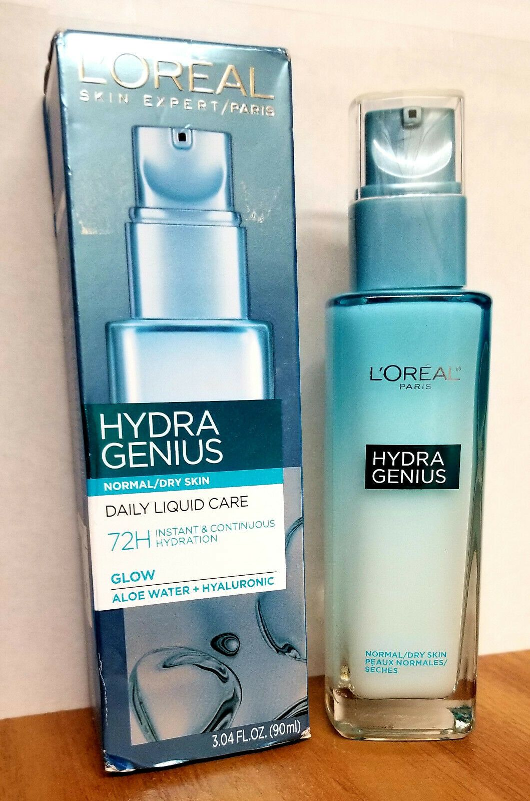 L Oreal Paris Skin Care Hydra Genius Daily Face Moisturizer For Normal Dry Skin In 2020 Daily Face Moisturizer Face Moisturizer Loreal Skin