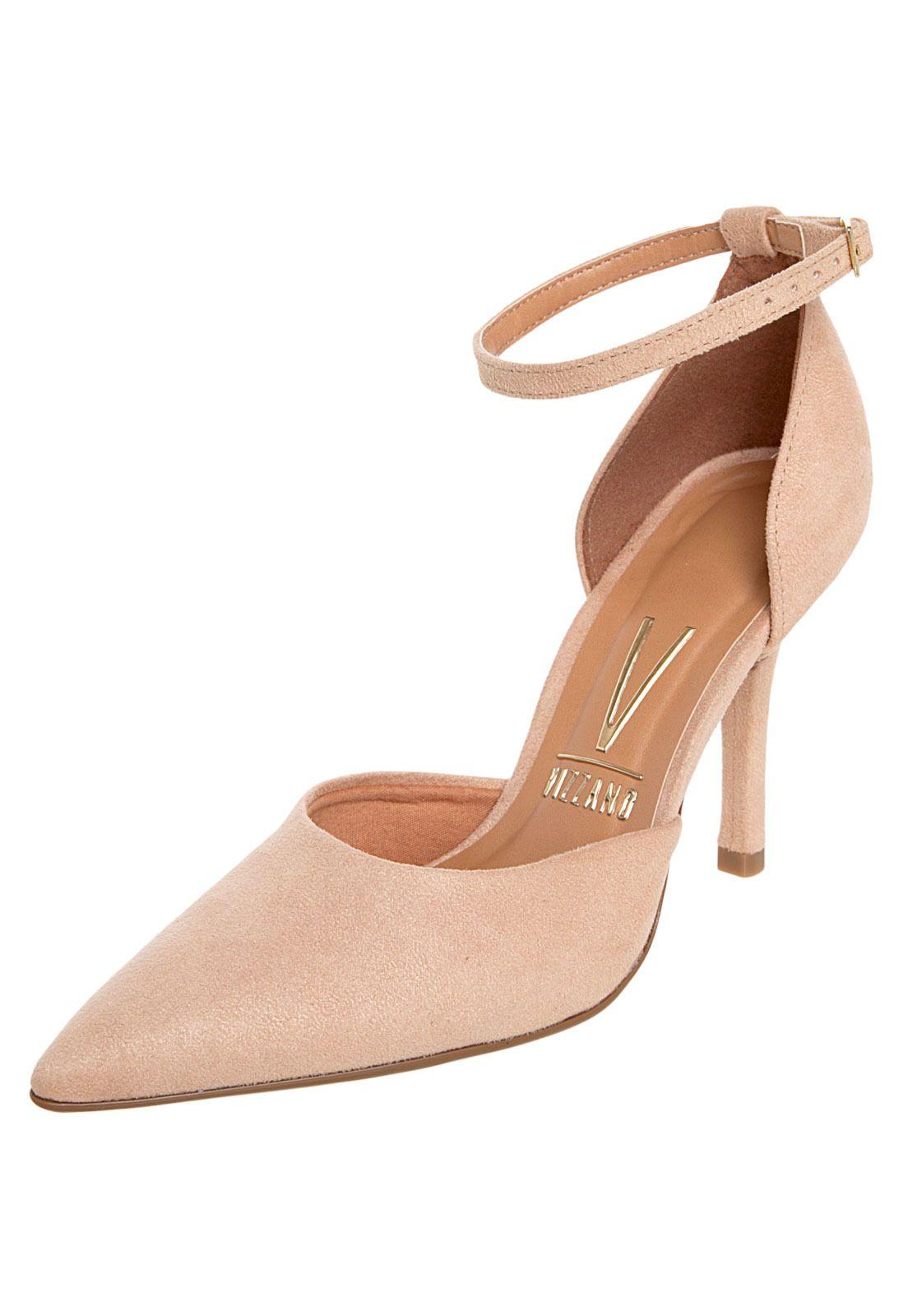 5c86e520c Scarpin Vizzano Pulseira Nude | Bags & Shoes | Scarpin vizzano ...