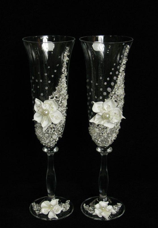 Imagenes de copas y flores buscar con google love for Copas para champagne