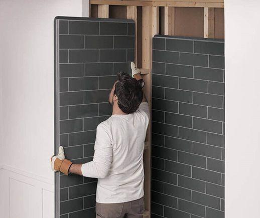 Utile Shower Wall Panels Maax Maax Shower Wall Panels Shower Remodel Bathroom Shower Walls