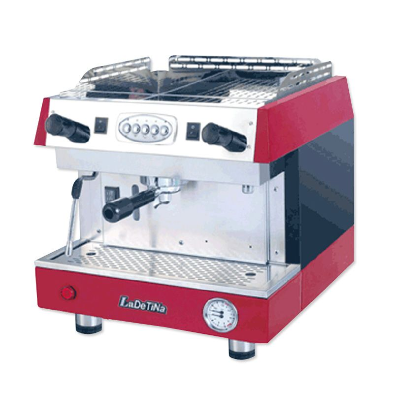ladetina single head semi automatic coffee machine. Black Bedroom Furniture Sets. Home Design Ideas
