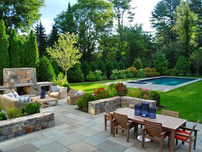 ▷ 1001 + stilvolle und moderne Garten Ideen zur Inspiration - feuerstelle im garten gestalten