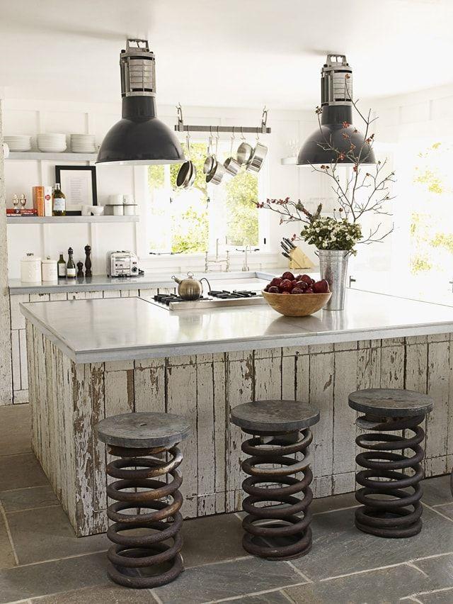 cocina-estilo-industrial | Home decor | Pinterest | Cocina estilo ...