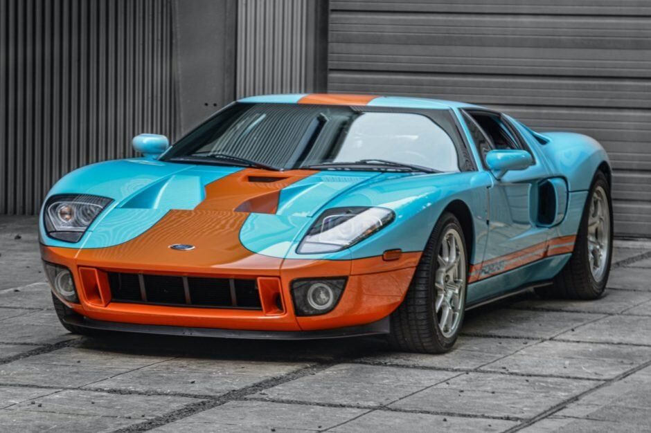 20+ Ford gt heritage edition 2006 ideas