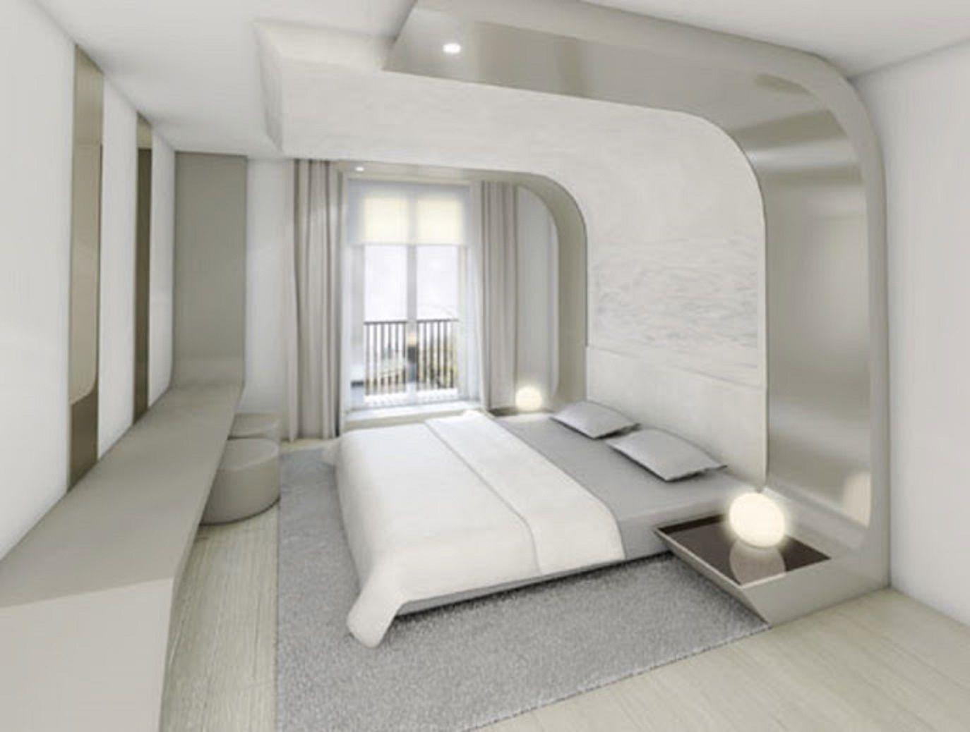 Dormitorio Moderno en tonos Claros