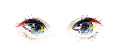 Kawaii Anime Eyes Tumblr