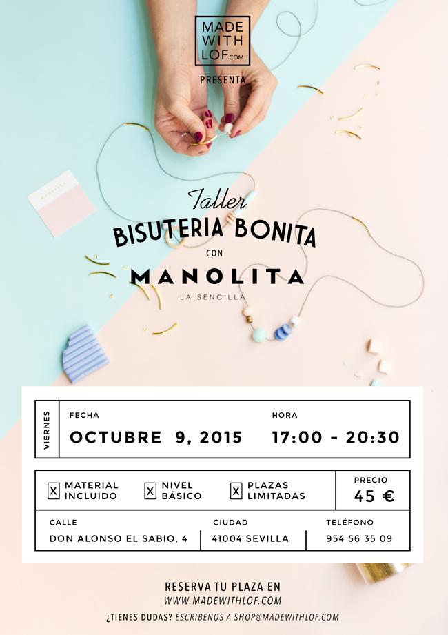 Talleres Creativos En Sevilla Manualidades Y Mucho Más Octubre 2015 Inspiración Para Diseño De Cartel Disenos De Unas Diseño De Afiches
