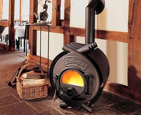Indoor Wood Burnning Stove | Amazing Wood Stove Design By Energetec U2013  U0027suped Upu0027