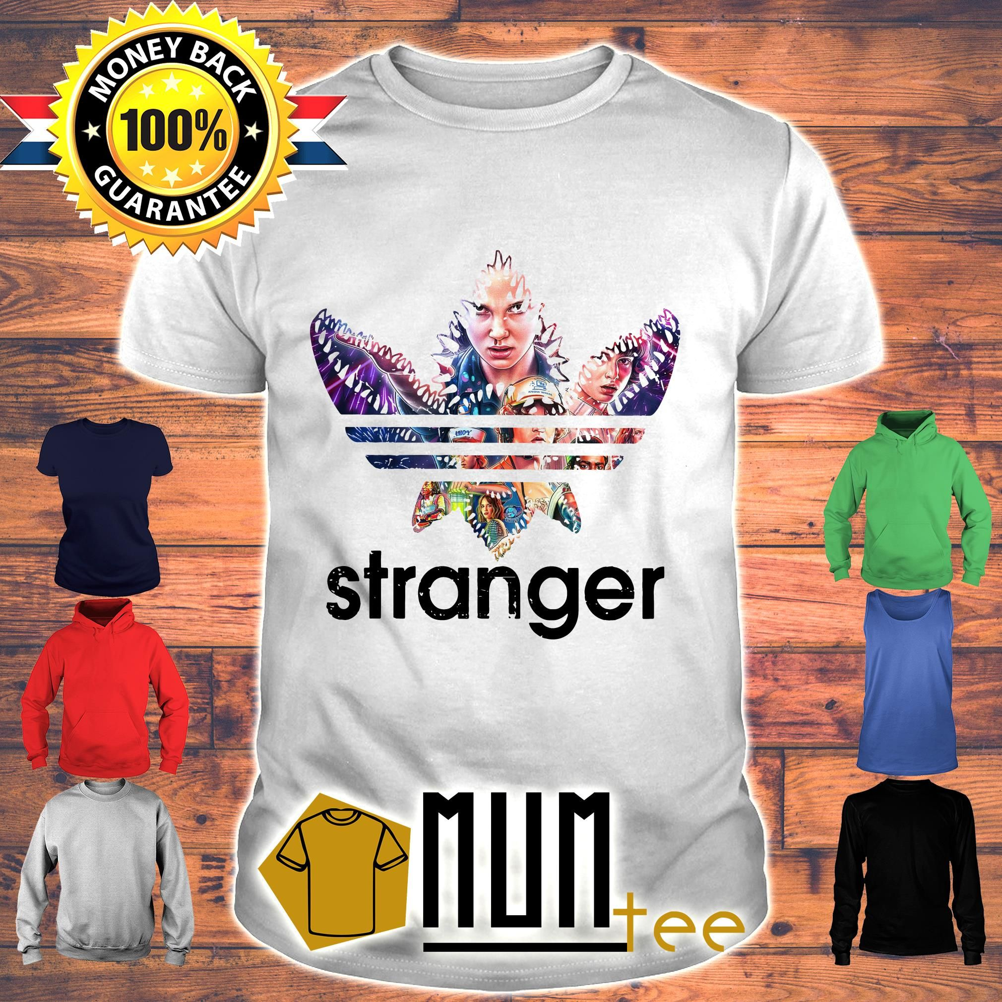 Fast Shipping Stranger Things Poster Adidas Demogorgon Shirt Tank Top V Neck Sweater And Hoodie Mumtee Stranger Things Poster Friends Shirt Sweater Hoodie [ 2020 x 2020 Pixel ]