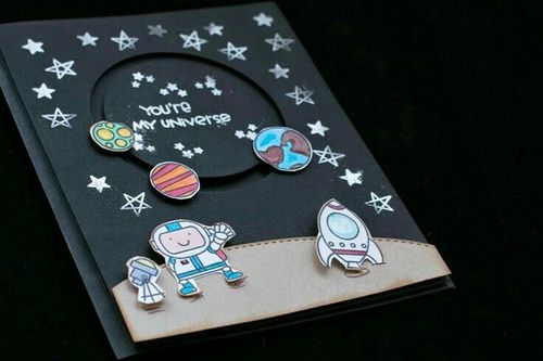 Imagen De Amor Diy And Manualidades Universe Space Stars