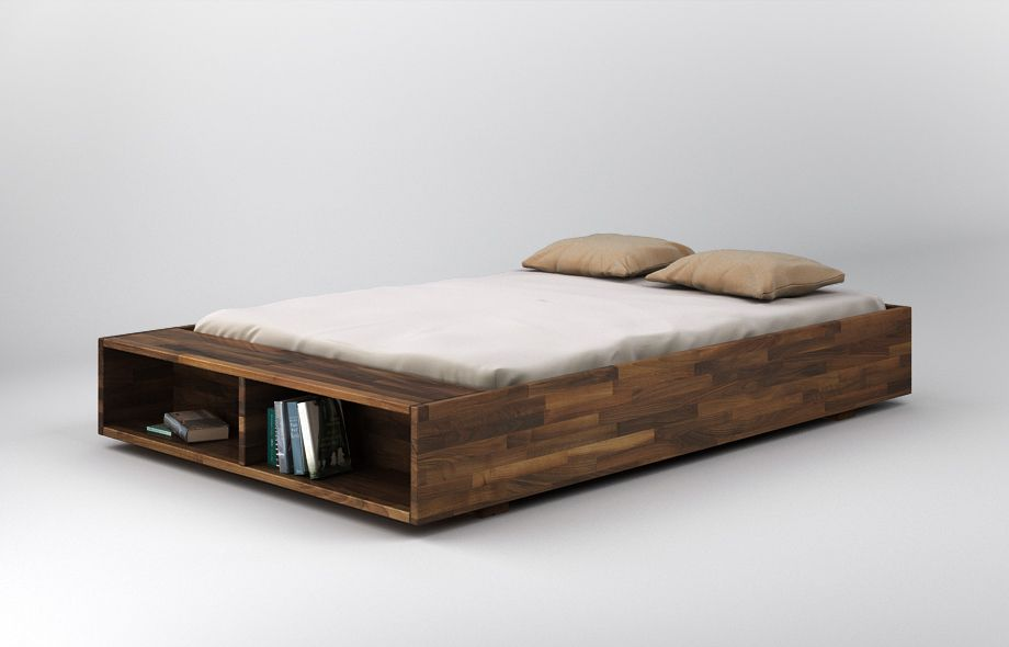 one individual bed, please! diy house Pinterest House - dream massivholzbett ign design